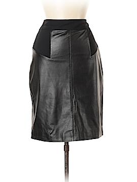 Teenflo Leather Skirt Size 6