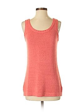 Joan Vass Sweater Vest Size S