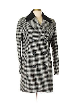 J. Crew Factory Store Wool Coat Size 8