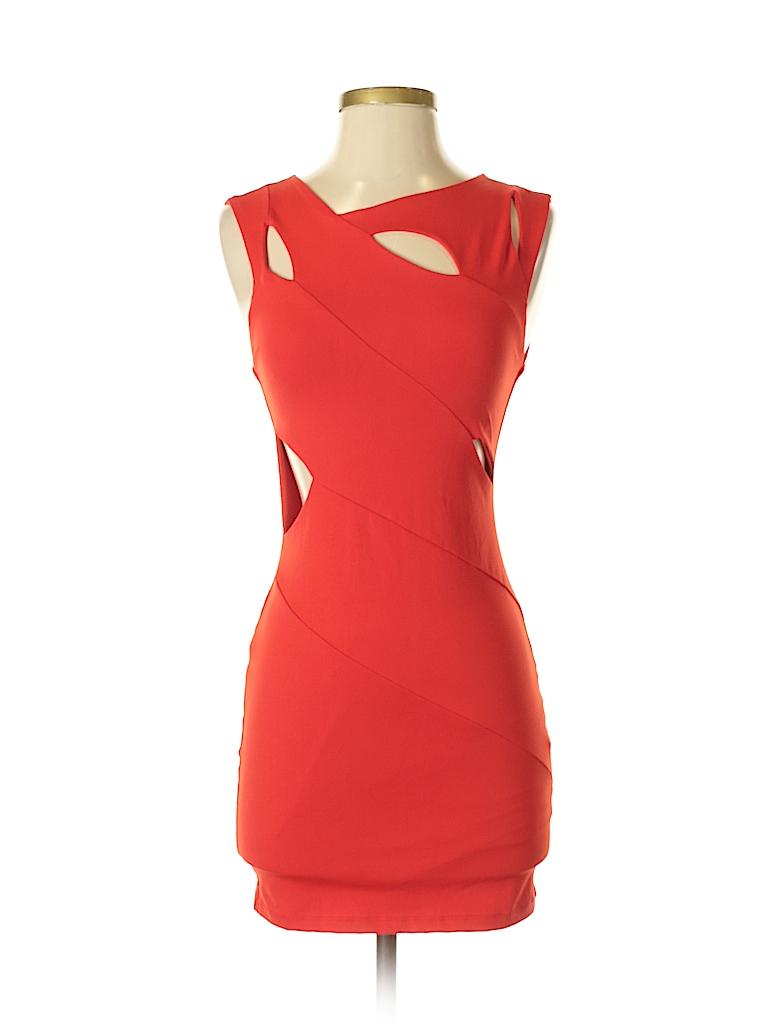 Bebe Women Cocktail Dress Size S (Petite)
