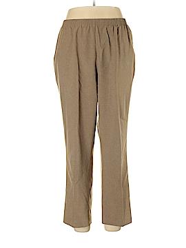 Kim Rogers Casual Pants Size 18 W (Plus)