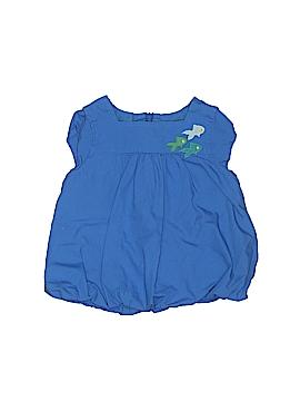 Crazy 8 Short Sleeve Blouse Size 12-18 mo