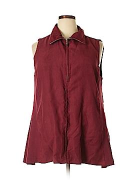 For Cynthia Vest Size 1X (Plus)