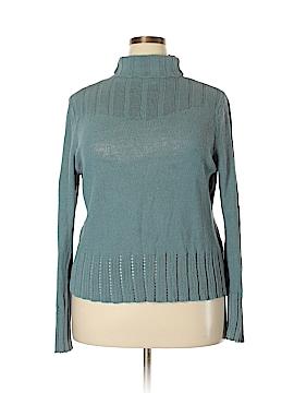 J.jill Silk Pullover Sweater Size 2X (Plus)