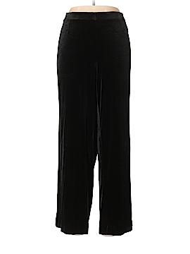 Soft by Avenue Velour Pants Size 22 (Plus)