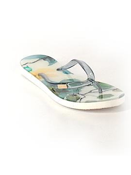 Aerin Flip Flops Size 10