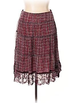 Cynthia Cynthia Steffe Silk Skirt Size 14