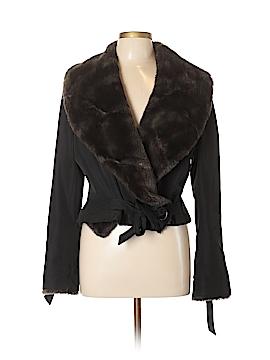 Ivan Grundahl Faux Fur Jacket Size 44 (EU)