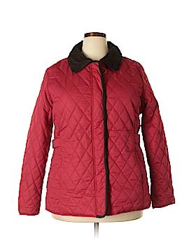 White Stag Snow Jacket Size 1X (Plus)