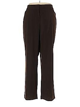 Kim Rogers Dress Pants Size 20 (Plus)