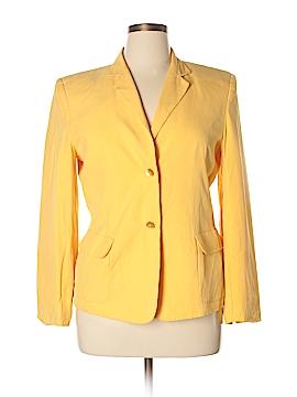 Judith Hart Silk Blazer Size 14