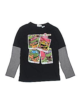Nickelodeon Long Sleeve T-Shirt Size 14