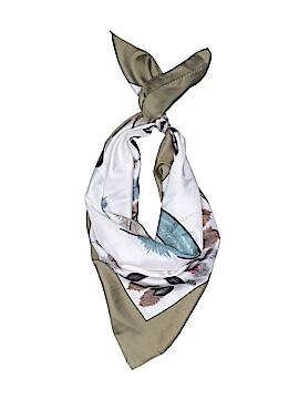 Calvin Klein Silk Scarf One Size