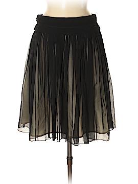 Banana Republic Silk Skirt Size 2