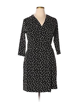 Ann Taylor Casual Dress Size 16 (Petite)