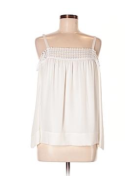Rebecca Minkoff 3/4 Sleeve Silk Top Size M
