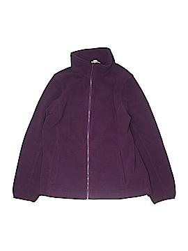 Lands' End Fleece Jacket Size 16