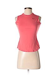 Nike Women Active T-Shirt Size XS