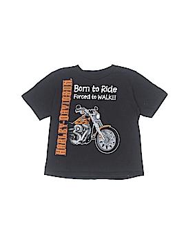 Harley Davidson Short Sleeve T-Shirt Size 3T