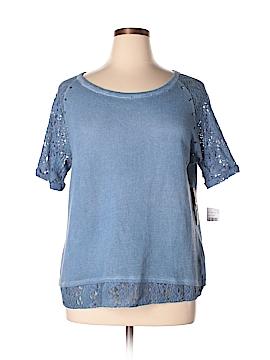 Earl Jean Pullover Sweater Size XL (Petite)