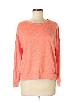 Lily White Sweatshirt Size XL