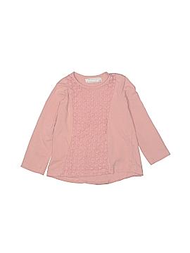 Zara Long Sleeve Top Size 4T