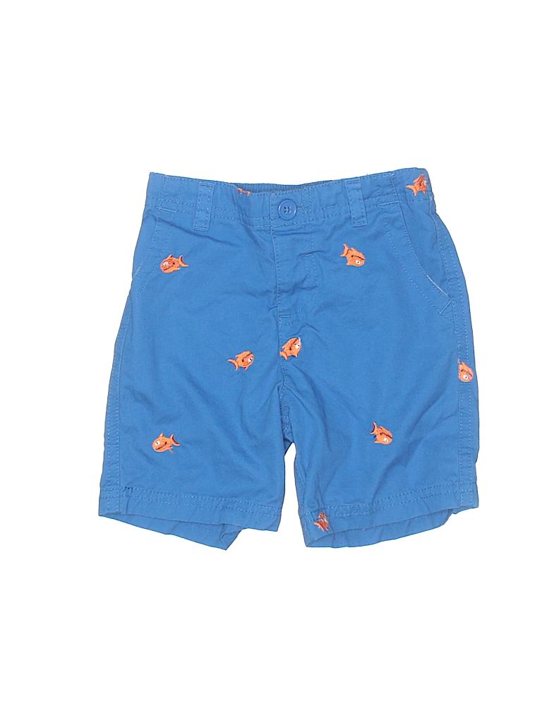 Koala Baby Boys Khaki Shorts Size 12 mo