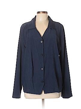 Ashley Cooper Long Sleeve Button-Down Shirt Size XL