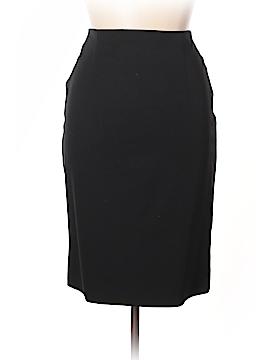 Ellen Tracy Wool Skirt Size 14