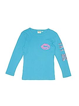 Lemon Long Sleeve T-Shirt Size 6