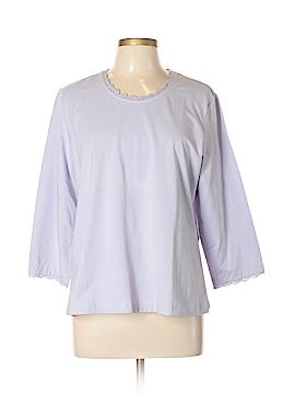 Denim Co 3/4 Sleeve T-Shirt Size L