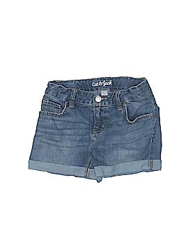 Cat & Jack Denim Shorts Size 7 - 8