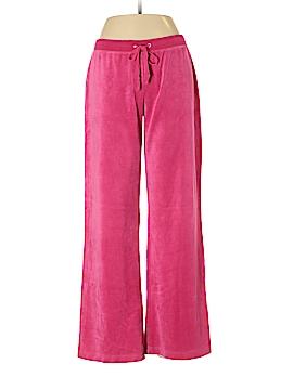 Moda International Velour Pants Size M