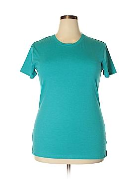 Great Northwest Indigo Short Sleeve T-Shirt Size XL