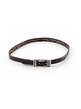 Brighton Leather Belt Size 32 (Plus)