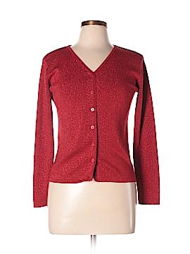 Clio Silk Cardigan Size M