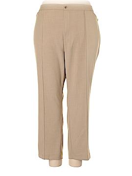 Catherines Dress Pants Size 28 (Plus)