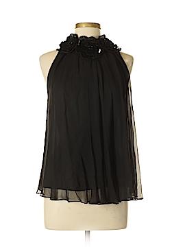 Milly Sleeveless Blouse Size 10