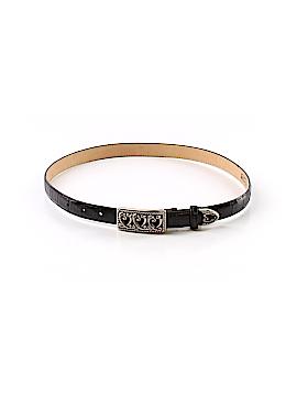 Brighton Leather Belt Size Med - Lg