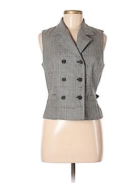 Ann Taylor LOFT Tuxedo Vest Size 6