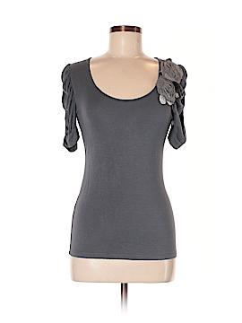 Robin K. Short Sleeve Top Size M