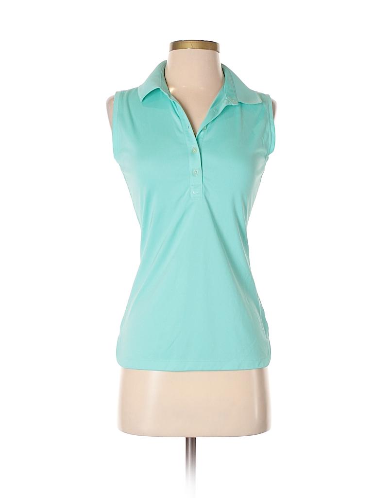 Nike Women Sleeveless Polo Size XS