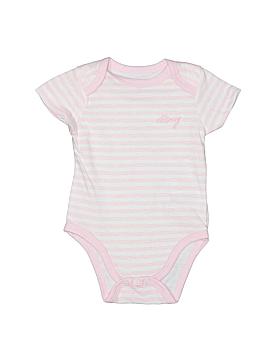 Dkny Baby Short Sleeve Onesie Size 3-6 mo