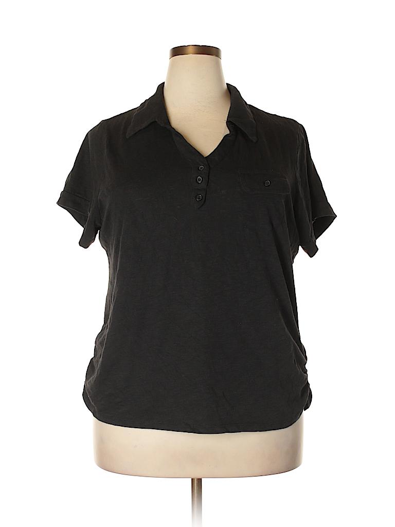 631e4f32 Faded Glory Long Sleeve Polo Shirts - DREAMWORKS
