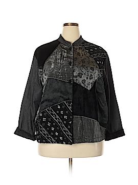 Liz & Me Jacket Size 1X (Plus)