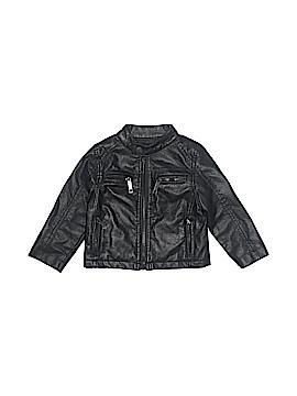 Urban Republic Faux Leather Jacket Size 2T