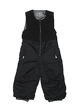 White Sierra One Piece Snowsuit Size 2T