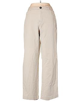 Briggs New York Khakis Size 14