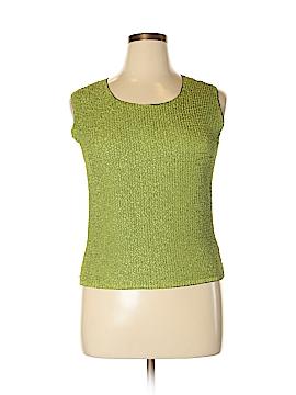 Choices Sleeveless Blouse Size XL