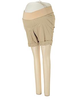 Old Navy - Maternity Khaki Shorts Size 4 (Maternity)